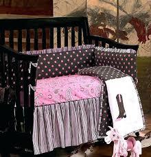 western crib bedding set western paisley crib bedding set dallas cowboy baby bedding sets