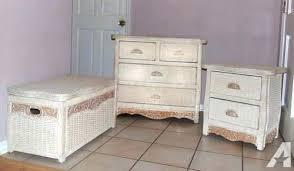 white wicker bedroom furniture. Wicker Bedroom Furniture Pier One Glamorous White 1 .