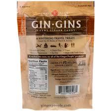 Отзывы (17) <b>Gin Gins</b>, <b>жевательное имбирное печенье</b>, горячий ...
