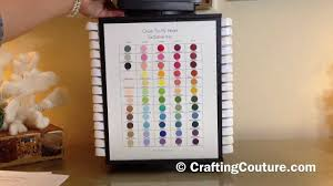 How To Store Close To My Heart Stamp Ink Pads Free Chart Download