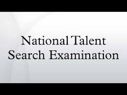 Image result for National Talent Search Examination