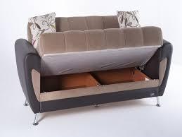 Sleeper Sofa With Storage Unique Duru Sofa Bed With Storage