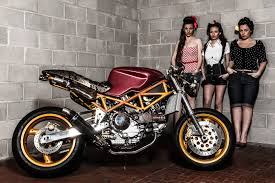 ducati st2 cafe racer way2speed