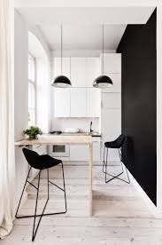 Modern Kitchen For Small Kitchens 17 Best Ideas About Minimalist Style Small Kitchens On Pinterest