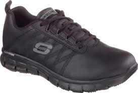 skechers nursing shoes. skechers work relaxed fit sure track erath slip resistant nursing shoes