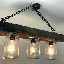 mason jar lighting fixture. Ball Jar Lights Medium Size Of Mason Chandelier  Kitchen Light Fixture . Lighting T