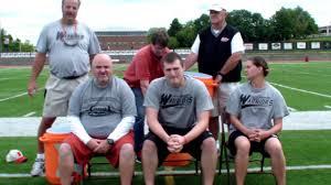 """Warriors """"Ice Bucket Challenge"""" for ALS - Mike Santella, Greg Knowlden, Wendy  Wheeler Dietrich - YouTube"""
