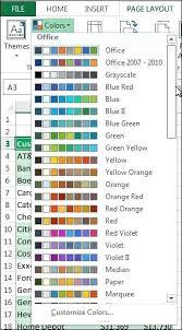 Retrospect Theme Powerpoint 2010 Microsoft Excel Themes Excel Themes Word Excel Retrospect Theme