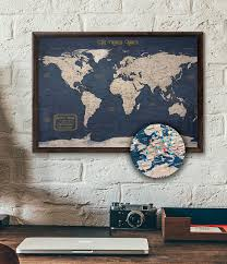 World Map Posters You Must See Epic List Of 40 Amazing