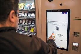 Canadian Vending Machines In Europe Classy Canada Post Tries Drivethrough Vending Machines As Future Of Mail