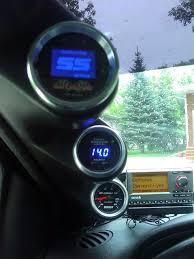 autometer cobalt boost gauge. autometer cobalt boost gauge wideband aeroforce interceptor zzp tri pod e