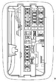 dodge durango 2008 fuse box diagram