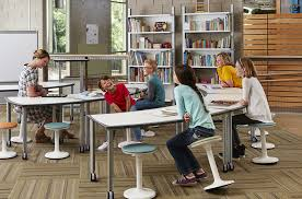 furniture for libraries. Clara-arc-table-library Furniture For Libraries E