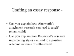 reflecting on piaget s theory ppt video online  crafting an essay response