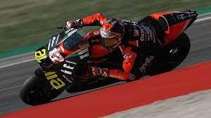 MotoGP, Vinales commenta il suo debutto con l'Aprilia
