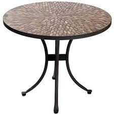 90cm round patio bistro table