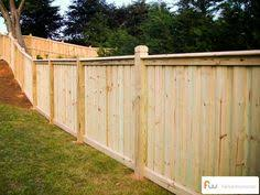 wood privacy fences. Privacy Fence By Workshop™ We Provide Professional Wood Fences N