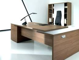 wooden office desks. Perfect Desks Modern Wood Office Furniture Contemporary Beautiful  Desk Throughout  On Wooden Desks