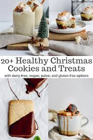 healthy cookies and treats