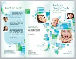 Avery Tri Fold Brochure Templates Using Stocklayouts Templates With Avery Papers