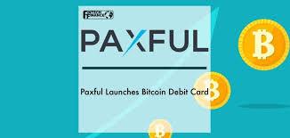 crypto debit card fintech finance