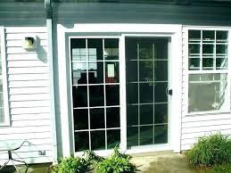 replacing sliding door with french door average size of sliding patio doors replace sliding glass door