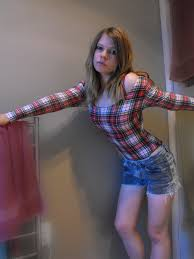 Very young teen selfpics