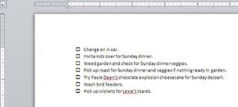 Two ways to add checkbox controls to a Word document - TechRepublic