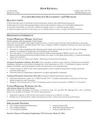 Maintenance Manager Resume Sample Resume Peppapp