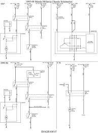 repair guides wiring diagrams wiring diagrams autozone com mazda wiring diagram color codes at 2001 Mazda Millenia Wiring Diagram