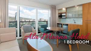 One Bedroom Suite Palms Ala Moana Hotel 1 Bedroom Suite Youtube