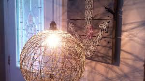 how to create a diy hemp hanging light diy home tutorial guidecentral you