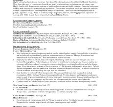 Old Fashioned Physician Executive Resume Examples Ensign