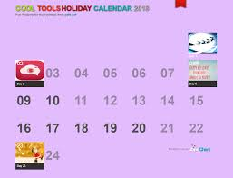 calender tools winter holiday cool tools calendar pafa net