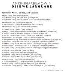 21 Best Ojibwe Images Algonquin Language State Of