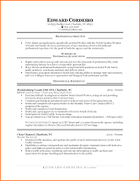 Formidable Resume Current Job First Or Last For My First Job
