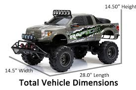 New Bright RC 1:6 Scale Ford Raptor Truck - Walmart.com