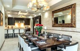 dining room tile designs stone l table with ceramic tiles areas courtesy of floor rustic kitchen
