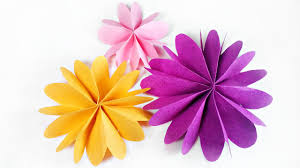 Diy Paper Flower For Wall Backdrop Decoration Arts And Crafts