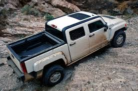2018 hummer truck. perfect truck but the hummeru0027s slightly wider track could prove to be its undoing  approaching a sign that warned  to 2018 hummer truck