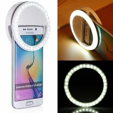 Led Light Phone Ring Details About Portable Selfie Led Light Ring Fill Camera Flash For Mobile Phone Universal Ipad