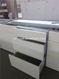 Pvc Kitchen Furniture Designs White Pvc Kitchen Cabinets With Shutter Door Kitchen Cabinet Model