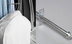 5 quick fixes closet valet rods and