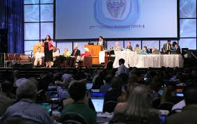 Image result for 223rd general assembly plenary photos