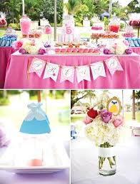 Princess Decoration Ideas Princess Birthday Party Dessert Table