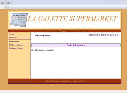Memoire Online   Online ordering and inventory system   Jean     M  moire Online