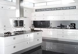Modern White Kitchens Ideas 8 Modern White Kitchen Design Photo