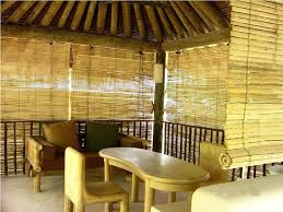 outdoor bamboo window shades curtains intriguing blinds compelling momentous