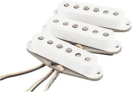 custom shop custom strat pickups fender custom shop custom 69 stratacircreg pickups white