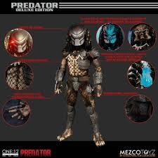 Mezco Toyz 1/12 scale Predator figure DX ver (Pre order deposit) - TNS  Figures